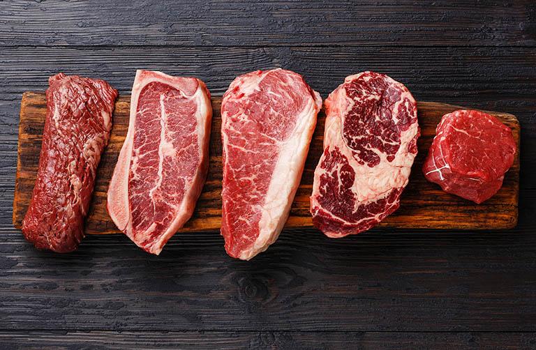 Ăn thịt bò bị dị ứng phải làm sao ?
