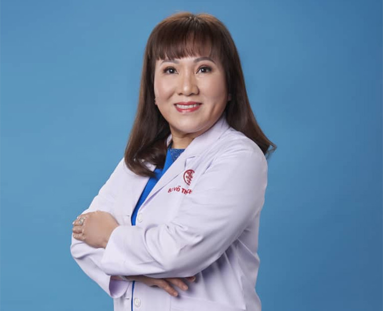 Bác sĩ Võ Thị Bạch Sương chữa viêm da cơ địa giỏi ở Thành phố Hồ Chí Minh