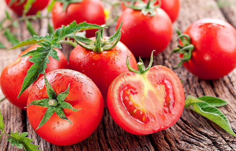 Cà chua là thực phẩm tốt cho sức khỏe tổng thể
