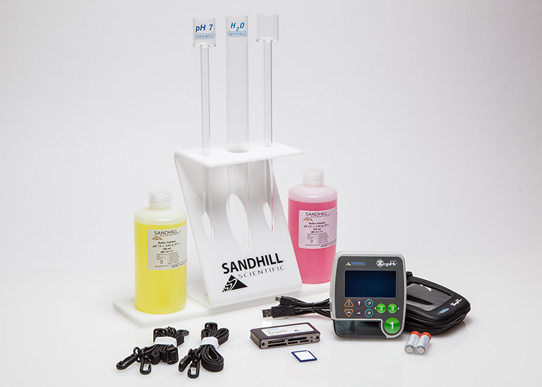 Thử nghiệm thăm dò acid ambulatory (pH) nhằm xác định thời điểm bị trào ngược và mức độ trầm trọng của bệnh lý