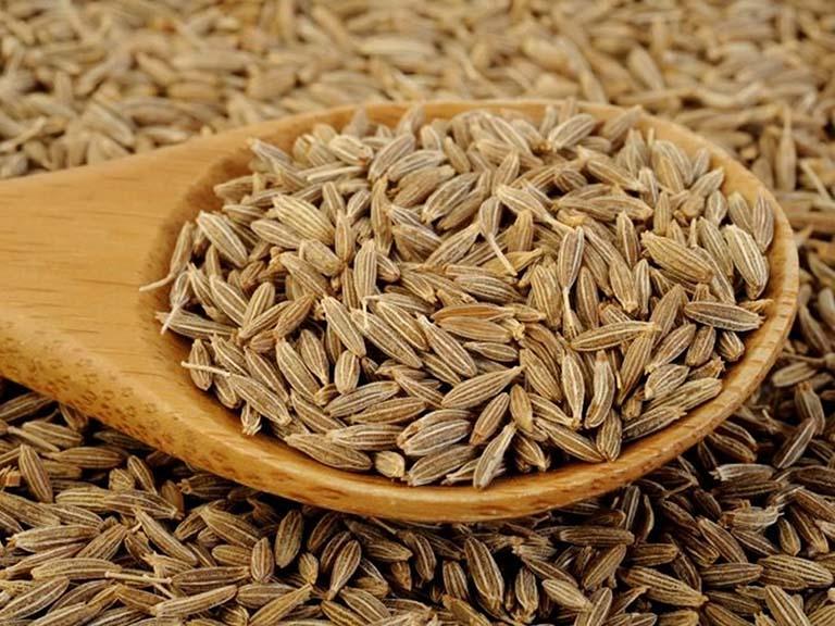 Hạt thì là có công dụng tốt trong chữa bệnh dạ dày