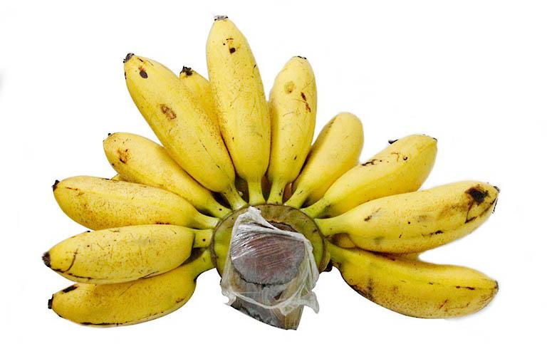 Nên ăn các loại chuối tiêu, chuối cau, chuối tây khi bị đau dạ dày