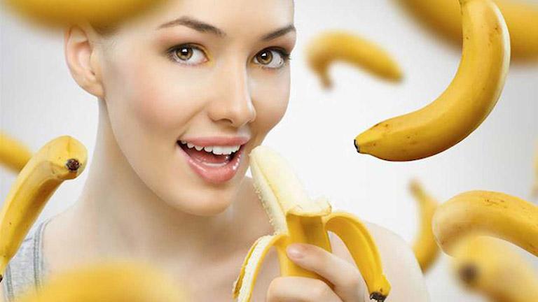 Ăn chuối đúng cách mang lại nhiều tác dụng tốt đối với sức khỏe