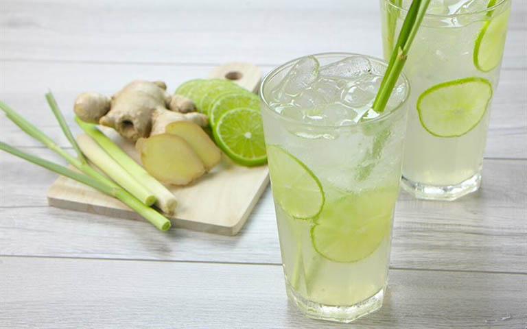Uống nước chanh đúng cách đem lại nhiều lợi ích cho sức khỏe