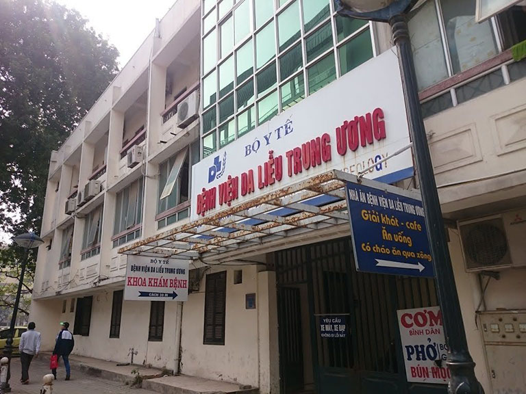 địa chỉ chữa bệnh vảy nến tốt tại Hà Nội