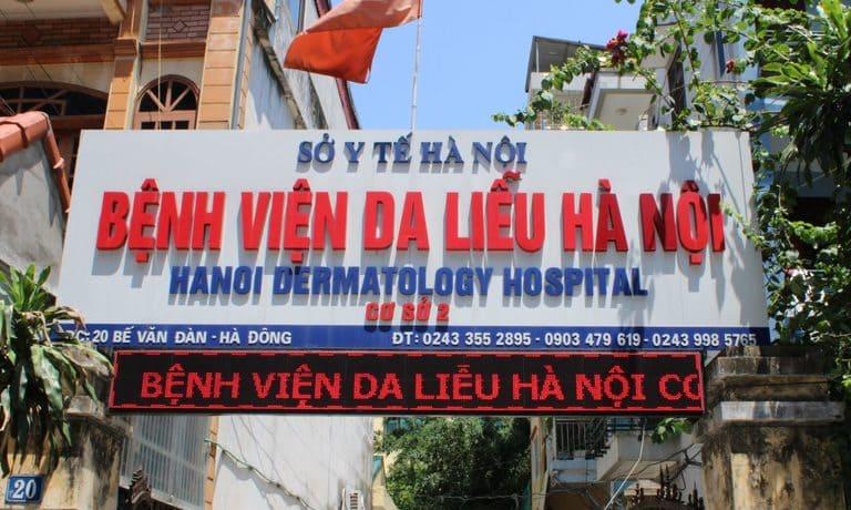 địa chỉ chữa viêm da cơ địa uy tín tại Hà Nội