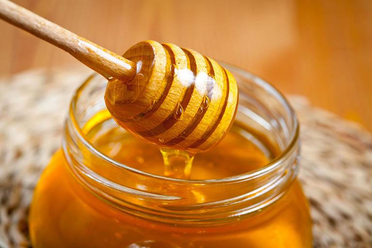 Cách điều trị bệnh ho bằng mật ong