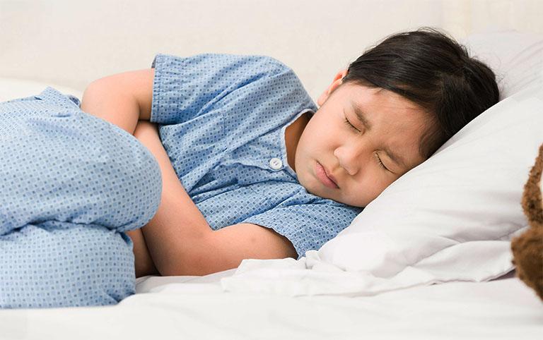 khi nào nên đưa trẻ đến gặp bác sĩ chữa bệnh dạ dày