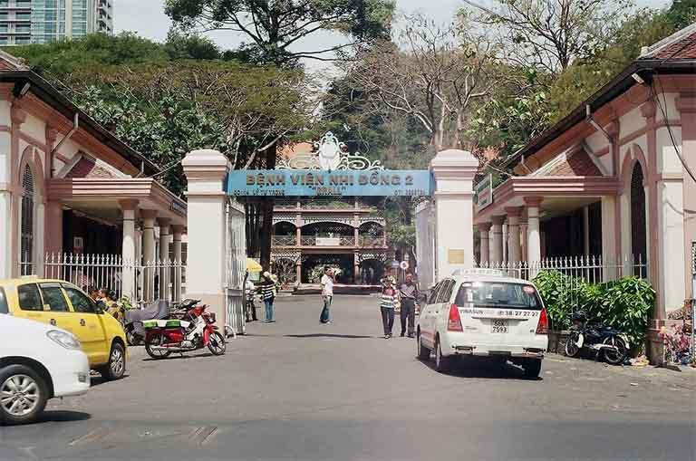Bệnh viện Nhi đồng 2 - Địa chỉ khám dạ dày cho trẻ uy tín