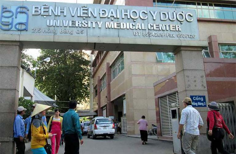 Khám dạ dày cho trẻ em ở đâu? - Khoa Tiêu hóa trực thuộc bệnh viên Đại học Y dược Thành phố Hồ Chí Minh