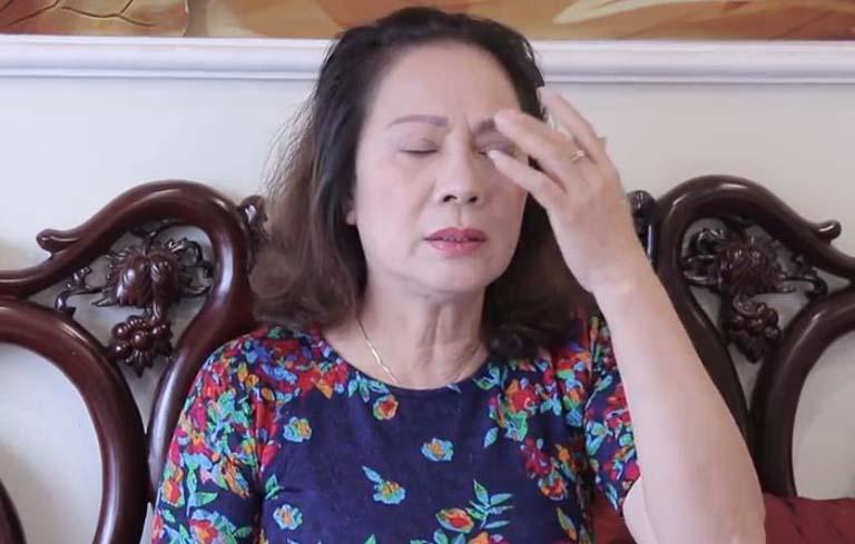 NS Hương Dung bị chứng mất ngủ kinh niên đeo bám suốt 7 năm