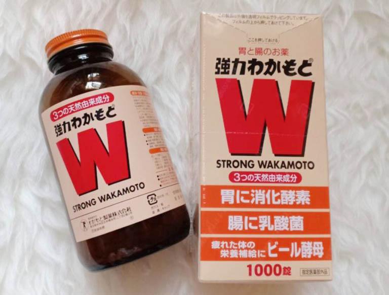 Thuốc Strong Wakamoto