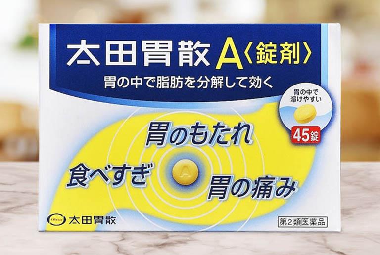 Thuốc đau dạ dày Ohta - Isan A Tablet