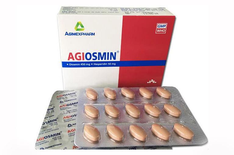 Agiosmin - Thuốc trị bệnh trĩ được chuyên gia khuyên dùng