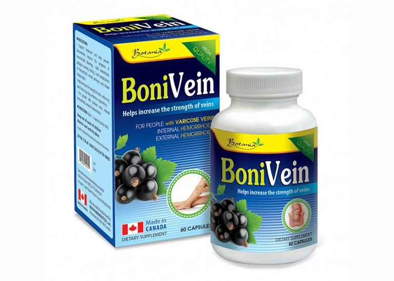 BoniVein - Sản phẩm giúp cải thiện các triệu chứng do bệnh trĩ gây nên
