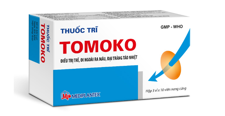 Thuốc trĩ Tomoko