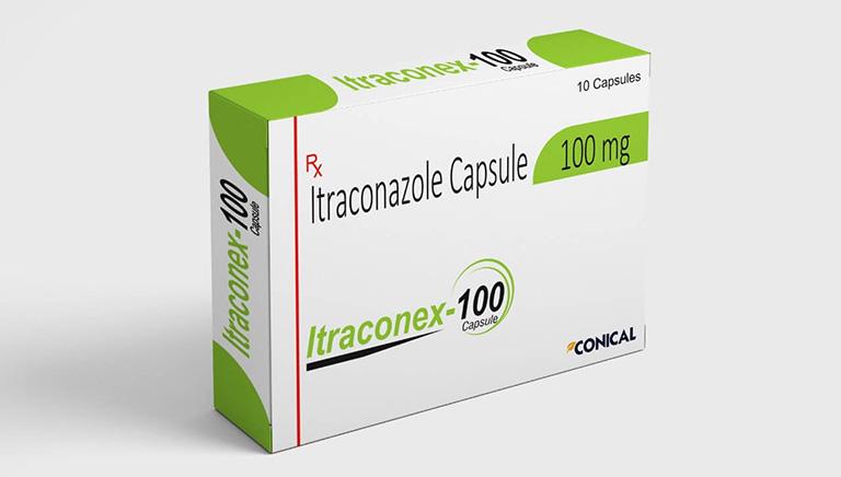 Không dùng Itraconazole cho phụ nữ đang mang thai và cho con bú