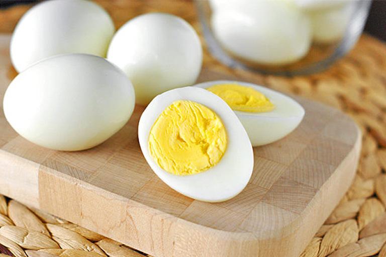 trào ngược dạ dày ăn trứng được không