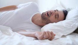 trào ngược dạ dày khi ngủ