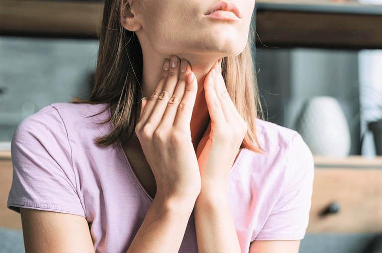 Trào ngược dạ dày nổi hạch có nguy hiểm không?
