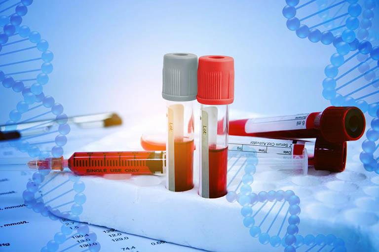 Thử nghiệm di truyền
