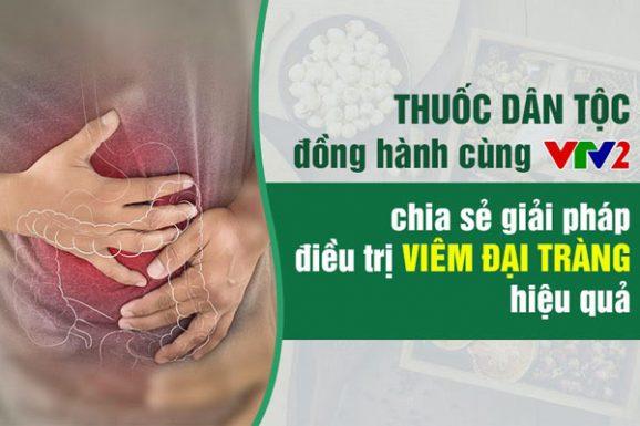Bài thuốc chữa viêm đại tràng được giới thiệu trên VTV2