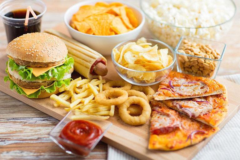 viêm hang vị dạ dày kiêng ăn gì