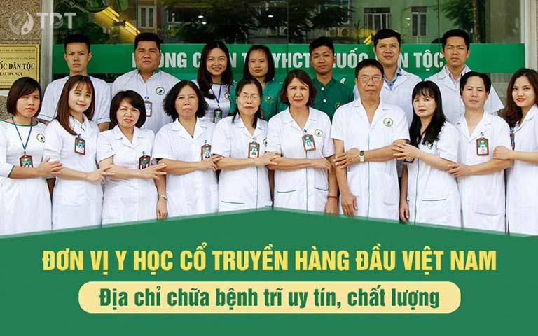 Trung tâm Thuốc dân tộc - Cơ sở y tế uy tín hàng đầu trong việc khám chữa bằng phương thức YHCT