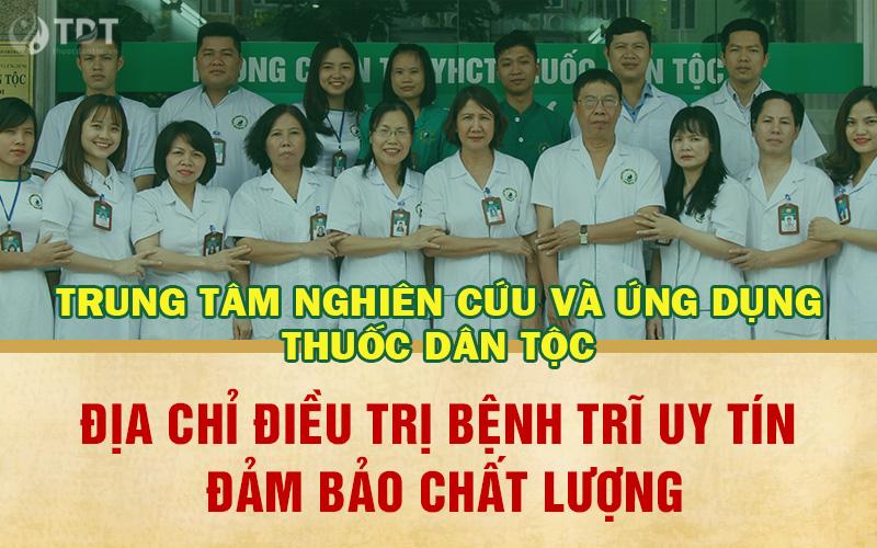 Trung tâm Thuốc dân tộc chữa bệnh trĩ