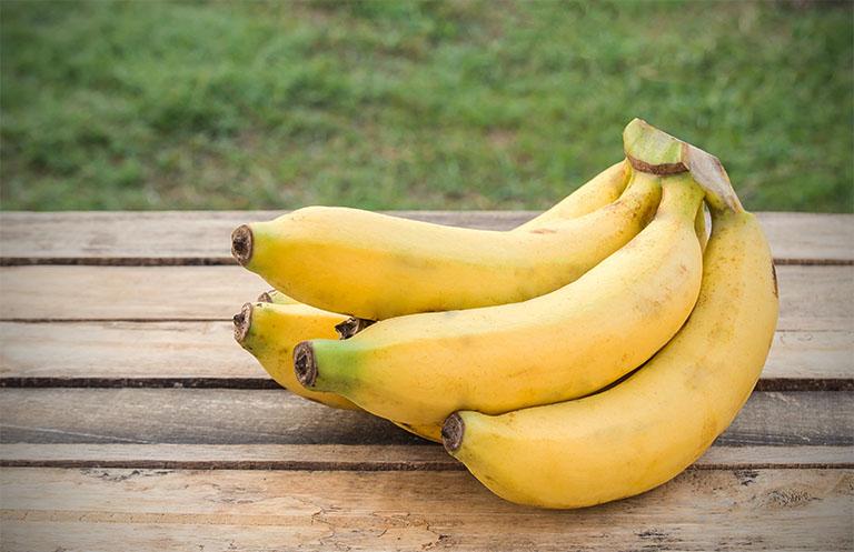 những lợi ích của quả chuối đối với bệnh gout
