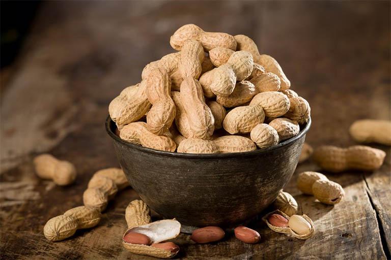 những lợi ích của đậu phộng đối với người bệnh gút