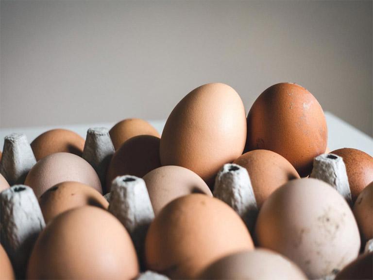 bị gút nên ăn trứng loại nào?