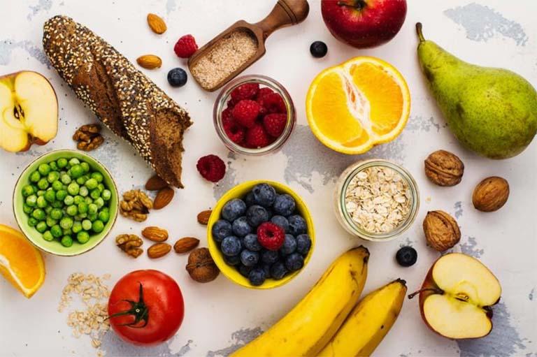 chế độ ăn uống cho bà mẹ sau sinh mắc bệnh trĩ