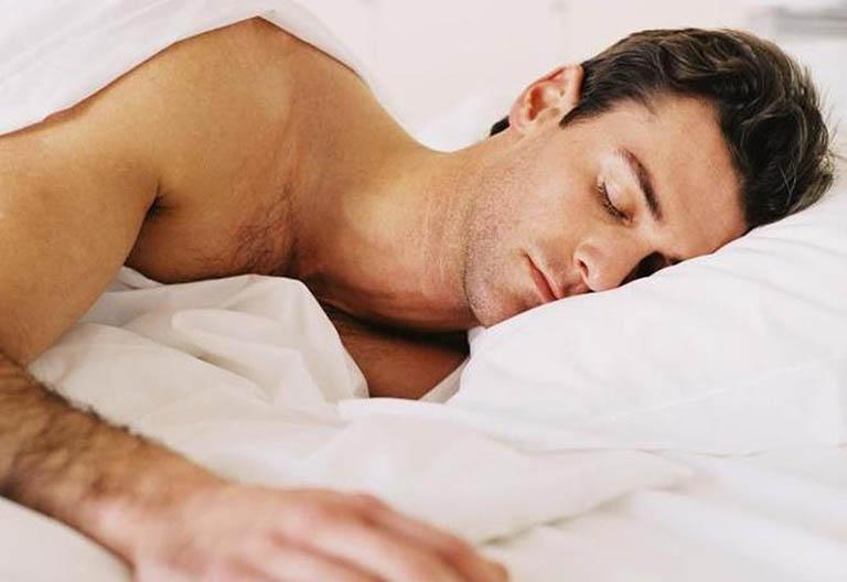 Não bộ được thư giãn khi ngủ