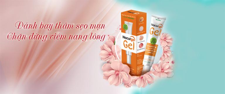 nacurgo gel là gì?