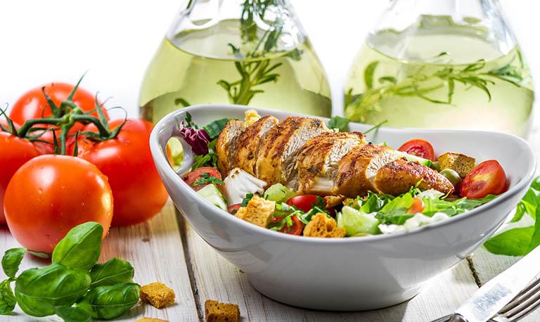 Thực phẩm bổ thận tráng dương tăng cường sinh lực mạnh