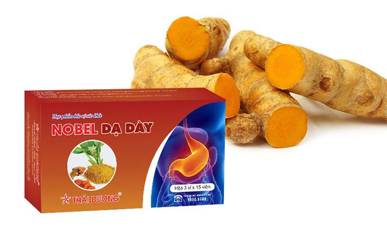 Thực phẩm bảo vệ sức khỏe Nobel dạ dày chống trào ngược dạ dày