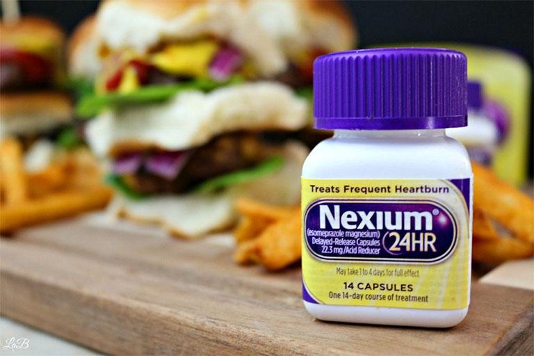 Thực phẩm chức năng Nexium 24Hr chống trào ngược dạ dày