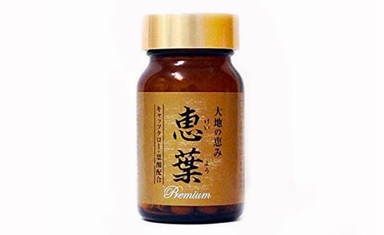 Sản phẩm bảo vệ sức khỏe Megumiha - Hỗ trợ điều trị bệnh gout của Nhật Bản
