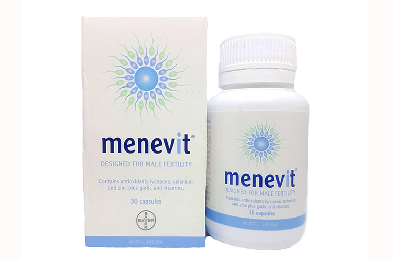 Menevit - thuốc tăng số lượng tinh trùng
