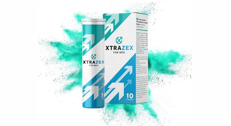 Viên sủi Xtrazex giúp tinh trùng được khỏe mạnh