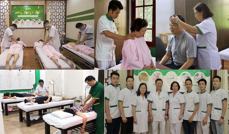 Đông phương Y pháp đảm bảo đáp ứng mọi nhu cầu điều trị của bệnh nhân