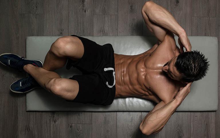 Tăng cường sinh lý nam, phòng ngừa và điều trị yếu sinh lý bằng bài tập cơ bụng