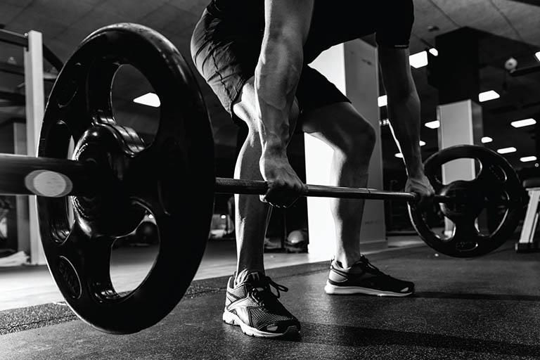 Bài tập nâng tạ giúp tăng cường sinh lý nam