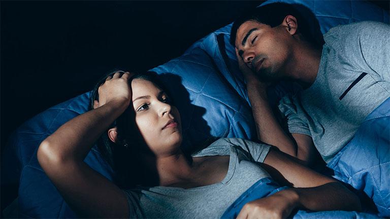 bệnh mất ngủ theo quan niệm của Đông y