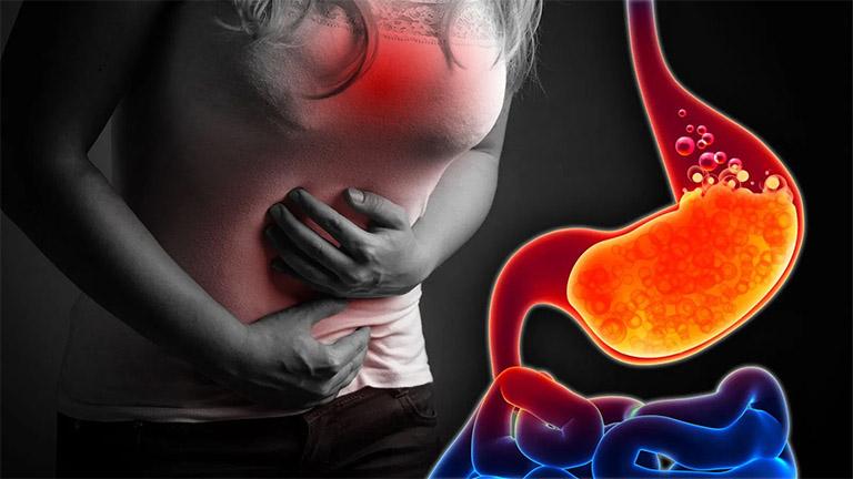 đau dạ dày lan ra sau lưng - dấu hiệu cảnh báo của nhiều bệnh lý