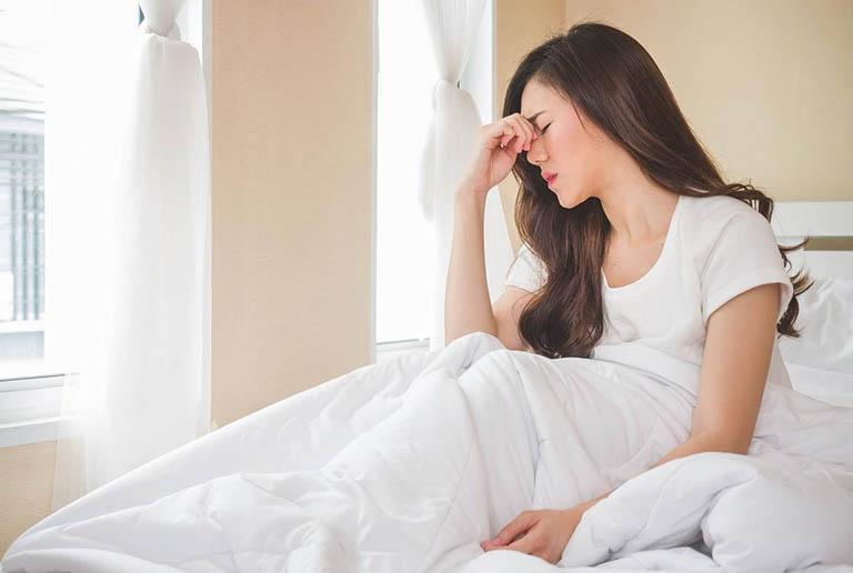 Mất ngủ kéo dài do nguyên nhân y tế