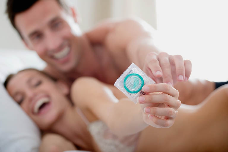 Quan hệ tình dục an toàn phòng ngừa tinh trùng bị dị dạng