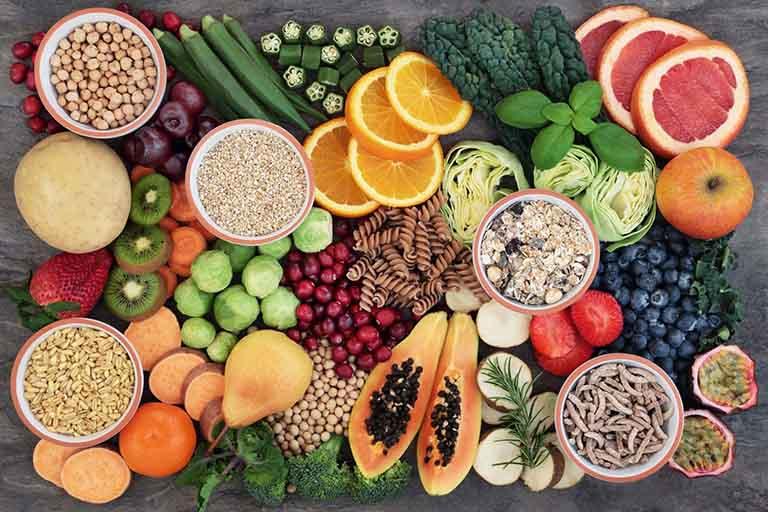 Xây dựng và duy trì chế độ dinh dưỡng khoa học