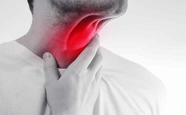 viêm họng mãn tính có chữa khỏi không?